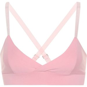 ライブ ザ プロセス レディース スポーツブラ インナー・下着 V stretch sports bra Today Rose