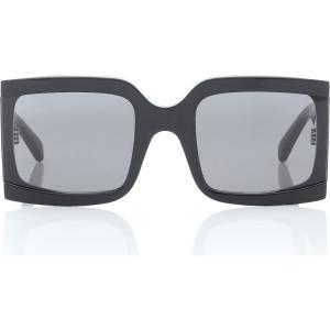 セリーヌ Celine Eyewear レディース メガネ・サングラス スクエアフレーム square acetate sunglasses fermart3-store