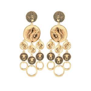 クロエ Chloe レディース イヤリング・ピアス ジュエリー・アクセサリー Emoji drop earrings fermart3-store