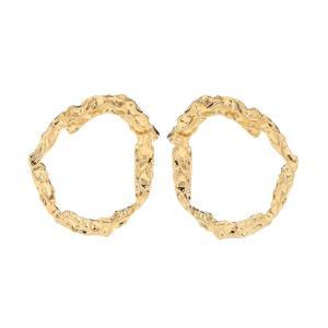 クロエ Chloe レディース イヤリング・ピアス ジュエリー・アクセサリー Hoop earrings fermart3-store