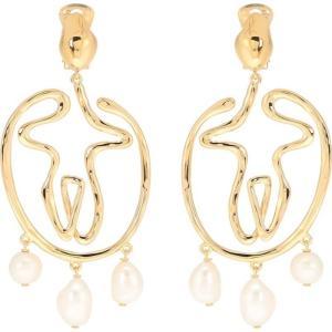 クロエ Chloe レディース イヤリング・ピアス ジュエリー・アクセサリー Femininities earrings fermart3-store
