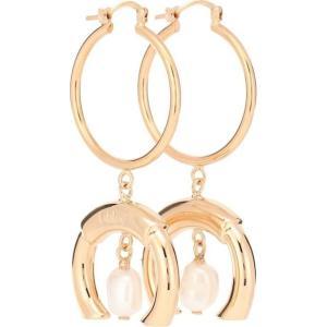 クロエ Chloe レディース イヤリング・ピアス ジュエリー・アクセサリー Pearl drop earrings fermart3-store