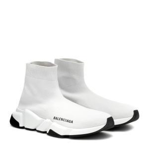 バレンシアガ Balenciaga レディース スリッポン・フラット シューズ・靴 speed sn...