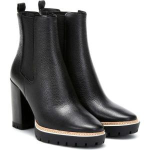 トリー バーチ Tory Burch レディース ブーツ ショートブーツ シューズ・靴 leather ankle boots Perfect Black/Perfect Black fermart3-store