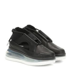 ナイキ Nike レディース スリッポン・フラット シューズ・靴 Air Max 720 leath...
