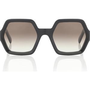 セリーヌ Celine Eyewear レディース メガネ・サングラス hexagonal sunglasses fermart3-store
