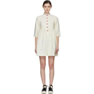 ビズビム レディース ワンピース ワンピース・ドレス Off-White Lancaster Dress|fermart3-store