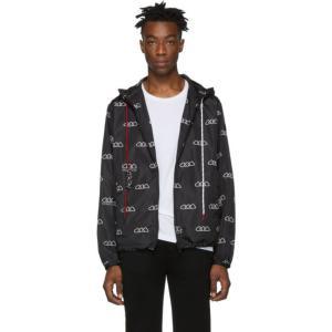 モンクレール Moncler メンズ ジャケット アウター Black Mikael Jacket|fermart3-store