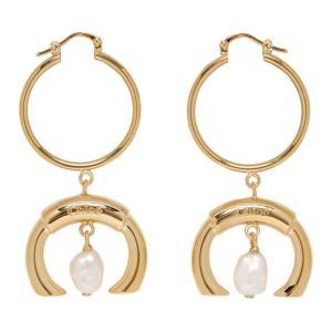 クロエ Chloe レディース イヤリング・ピアス ジュエリー・アクセサリー Gold Pearl Darcey Earrings Gold fermart3-store