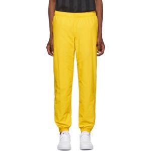 リーボック Reebok Classics メンズ スウェット・ジャージ ボトムス・パンツ yellow vector track pants fermart3-store