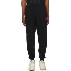リーボック Reebok Classics メンズ スウェット・ジャージ ボトムス・パンツ Black Fleece Classic Lounge Pants Black fermart3-store