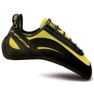 ラスポルティバ メンズ クライミング シューズ・靴 クライミングシューズ La Sportiva Miura Shoe Yellow / Black|fermart3-store