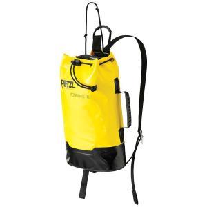 ペツル メンズ クライミング Personnel Pack Yellow / Black|fermart3-store