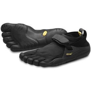 ビブラムファイブフィンガーズ メンズ シューズ・靴 ランニング・ウォーキング KSO Shoe Black / Black fermart3-store