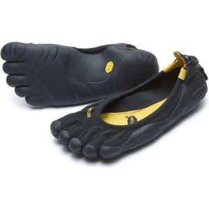 ビブラムファイブフィンガーズ メンズ ランニング シューズ・靴 ランニングシューズ Vibram Five Fingers Classic Shoe Black / Black fermart3-store
