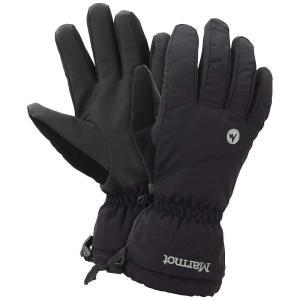 マーモット Marmot レディース グローブ スキー・スノーボード On-Piste Glove Black|fermart3-store