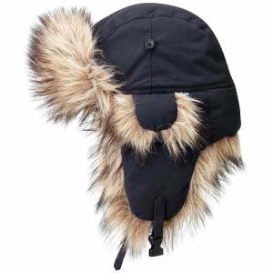 フェールラーベン ユニセックス 帽子 Fjallraven Nordic Heater Dark Navy|fermart3-store
