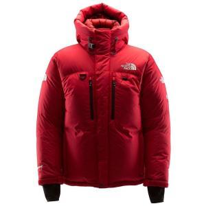 ザ ノースフェイス メンズ ダウンジャケット アウター Himalayan Parka TNF Red / TNF Black|fermart3-store