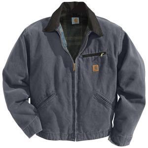 カーハート メンズ ジャケット アウター Carhartt Sandstone Detroit Jacket Gravel fermart3-store