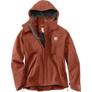 カーハート メンズ ジャケット アウター Shoreline Jacket Sequoia|fermart3-store