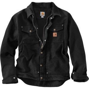 カーハート メンズ ジャケット アウター Carhartt Berwick Jacket Black|fermart3-store