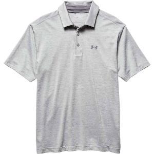アンダーアーマー Under Armour メンズ ポロシャツ トップス UA Playoff Polo True Grey Heather/True Grey Heather/Graphite fermart3-store