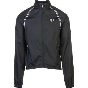 パールイズミ Pearl Izumi メンズ アウター 自転車 ELITE Barrier Convertible Jacket Black|fermart3-store