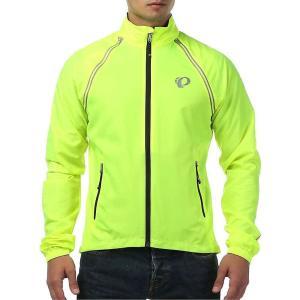 パールイズミ Pearl Izumi メンズ アウター 自転車 ELITE Barrier Convertible Jacket Screaming Yellow|fermart3-store