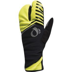 パールイズミ Pearl Izumi ユニセックス グローブ 自転車 P.R.O AmFIB Lobster Glove Screaming Yellow|fermart3-store