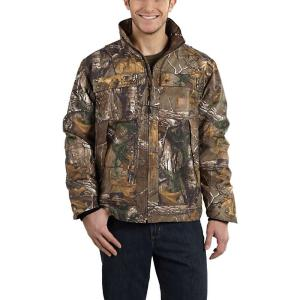 カーハート Carhartt メンズ ジャケット アウター Quick Duck Camo Traditional Jacket Realtree Xtra fermart3-store