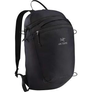 アークテリクス メンズ バックパック・リュック バッグ Index 15 Backpack Black fermart3-store