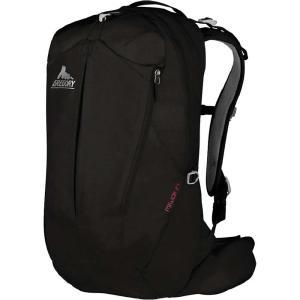グレゴリー メンズ バックパック・リュック バッグ Gregory Miwok 24L Pack Storm Black fermart3-store