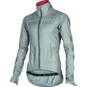カステリ メンズ アウター 自転車 Tempesta Race Jacket Grey|fermart3-store