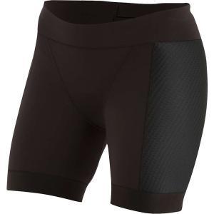 パールイズミ Pearl Izumi レディース ボトムス・パンツ 自転車 ELITE Pursuit Tri Half Short Black|fermart3-store