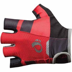 パールイズミ メンズ グローブ 自転車 PRO Gel Vent Glove Rogue Red|fermart3-store