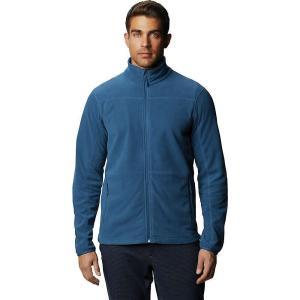 マウンテンハードウェア Mountain Hardwear メンズ フリース トップス Microchill 2.0 Jacket Blue Horizon|fermart3-store