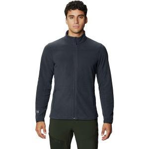 マウンテンハードウェア Mountain Hardwear メンズ フリース トップス Microchill 2.0 Jacket Dark Storm|fermart3-store