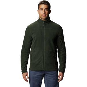 マウンテンハードウェア Mountain Hardwear メンズ フリース トップス Microchill 2.0 Jacket Black Sage|fermart3-store