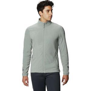 マウンテンハードウェア Mountain Hardwear メンズ フリース トップス Microchill 2.0 Jacket Wet Stone|fermart3-store