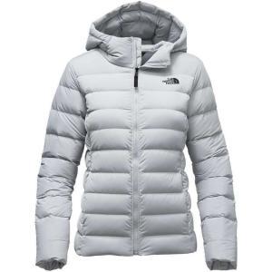 ザ ノースフェイス レディース ダウンジャケット アウター Stretch Down Jacket High Rise Grey fermart3-store