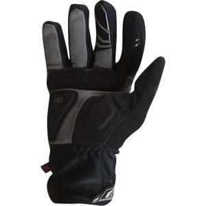 パールイズミ Pearl Izumi メンズ 手袋・グローブ ELITE Softshell Gel Glove Black fermart3-store