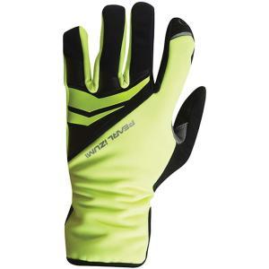 パールイズミ Pearl Izumi メンズ 手袋・グローブ ELITE Softshell Gel Glove Screaming Yellow fermart3-store