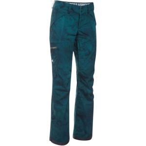 アンダーアーマー Under Armour レディース スキー・スノーボード ボトムス・パンツ ua coldgear infrared glades stretch shell pant|fermart3-store