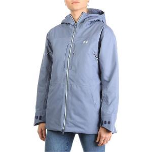 アンダーアーマー レディース アウター スキー・スノーボード Under Armour UA ColdGear Infrared Revy Insulated Jacket|fermart3-store