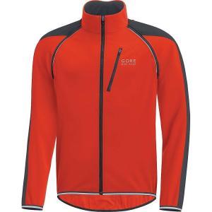 ゴアウェア メンズ アウター 自転車 Phantom Plus Gore Windstopper Zip Off Jacket Orange.com / Black|fermart3-store
