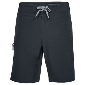 アンダーアーマー メンズ 海パン 水着・ビーチウェア UA Reblek Boardshort Anthracite / Zinc Grey / Black|fermart3-store