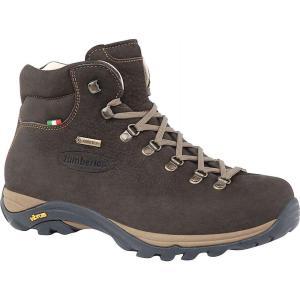 ザンバラン メンズ シューズ・靴 ハイキング・登山 Zamberlan 320 Trail Lite EVO GTX Boot Dark Brown|fermart3-store