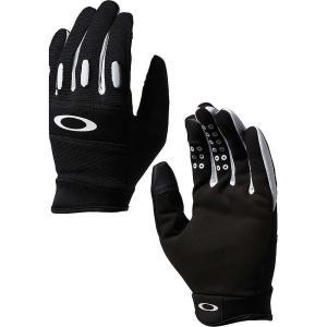 オークリー メンズ 手袋・グローブ Factory Glove 2.0 Jet Black|fermart3-store