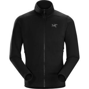 アークテリクス Arcteryx メンズ フリース トップス kyanite jacket Black|fermart3-store