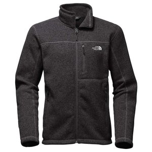 ザ ノースフェイス メンズ フリース トップス Gordon Lyons Full Zip Jacket TNF Black Heather|fermart3-store